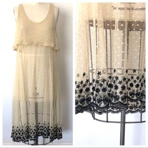 Free People negligee